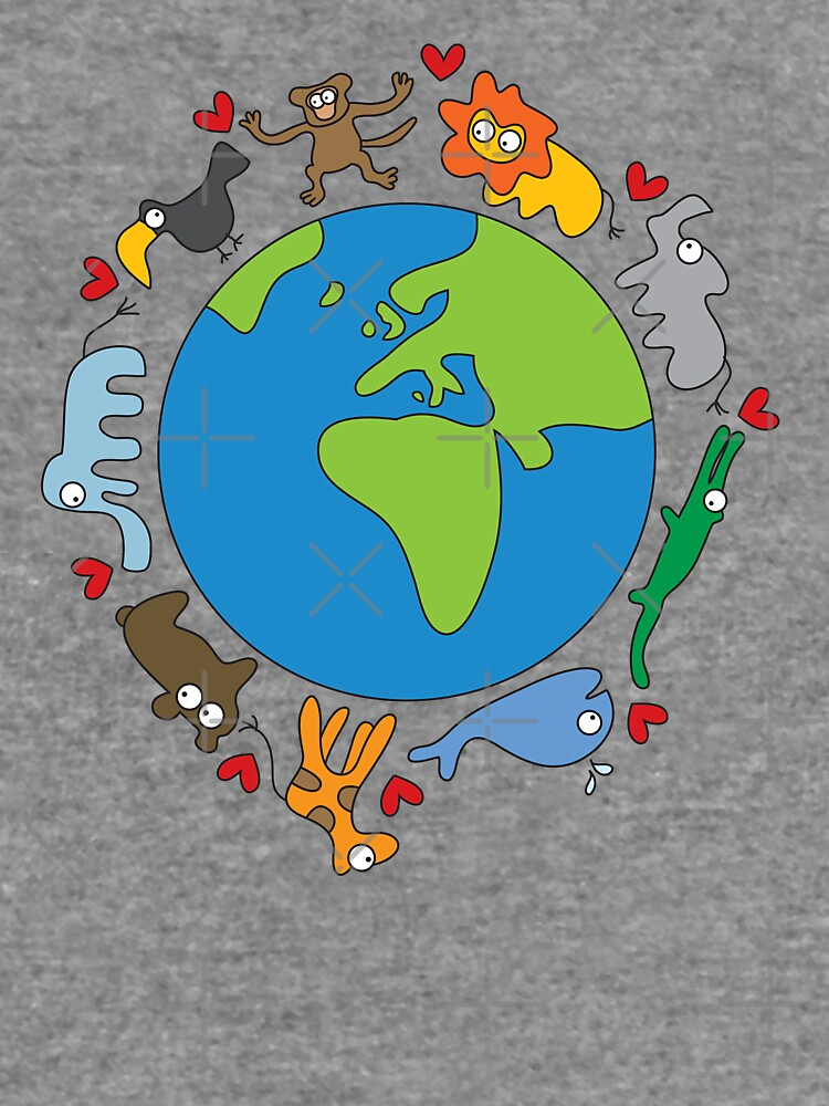We Love Our Planet | Animals Around The World by fatfatin