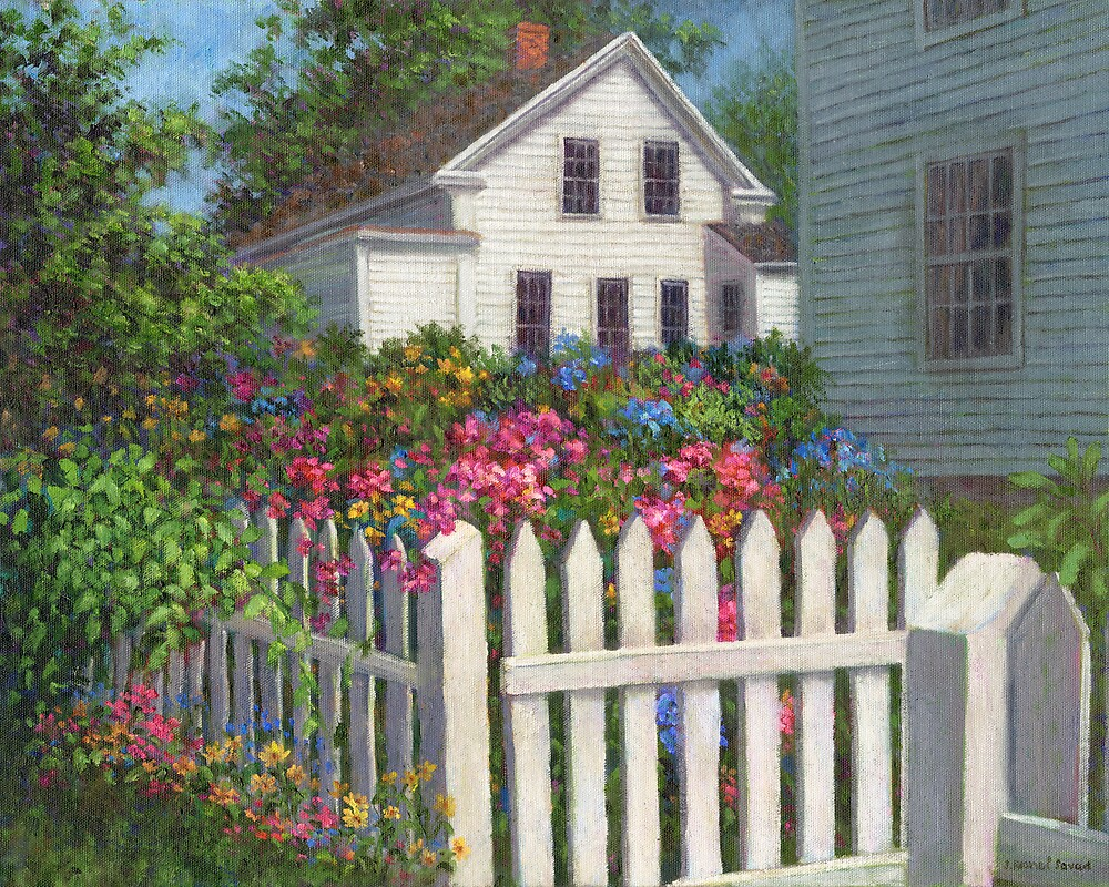 Come into the Garden by Susan Savad
