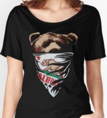 California Bear Women's Relaxed Fit T-Shirt