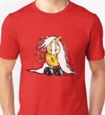 Cute Haflinger Horse Unisex T-Shirt