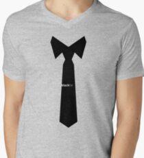 Black classy tie T-Shirt