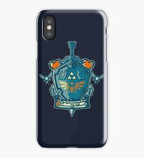 May the legend continue iPhone Case/Skin