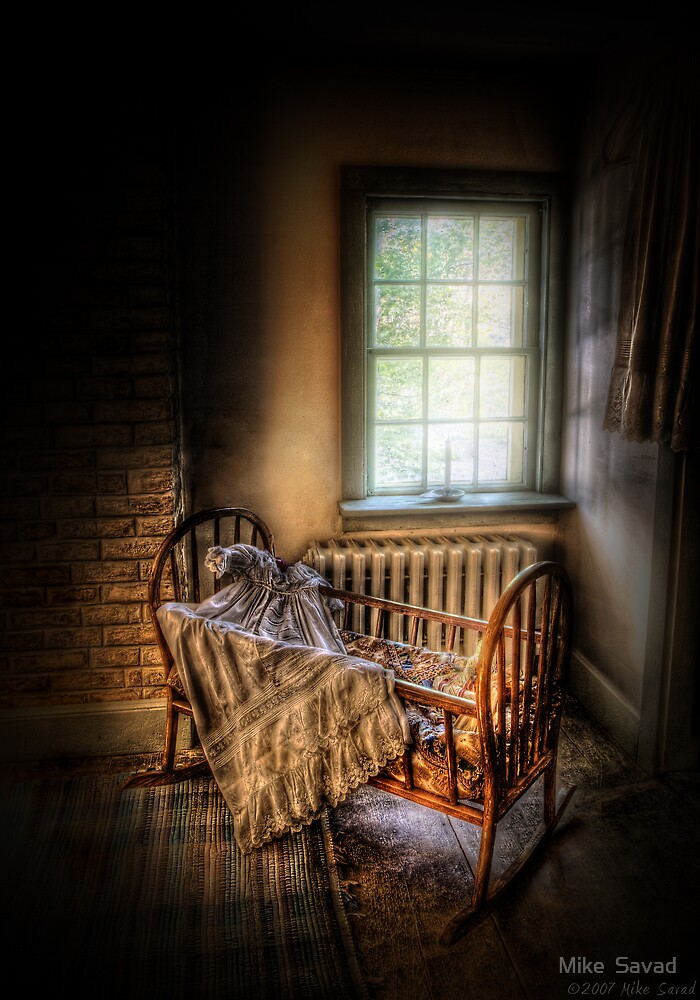 The Cradle by Michael Savad
