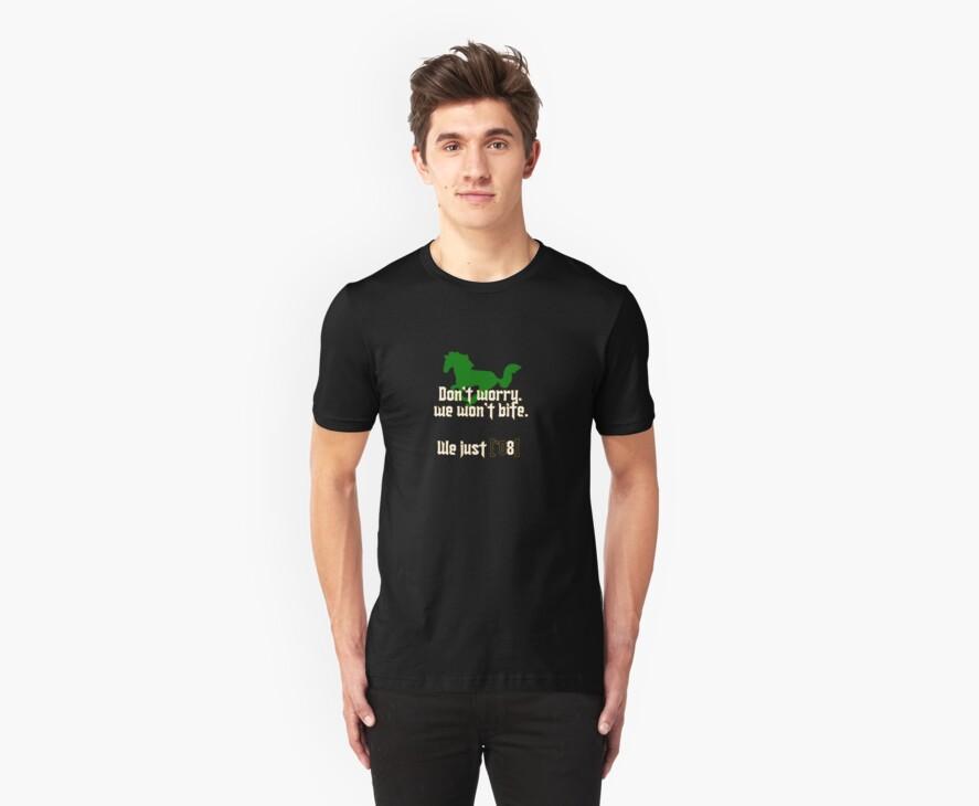 Mandarin Senior Shirts by SimpLeigh