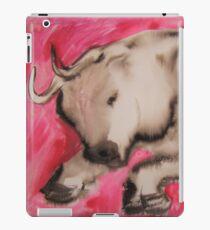 Red Bull - Ink wash iPad Case/Skin