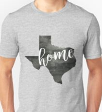 texas is home Unisex T-Shirt