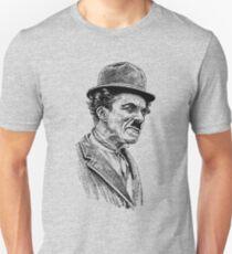 charlie chaplin movie film hollywood dictator T-Shirt