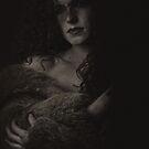 Madonna in fur by DareImagesArt