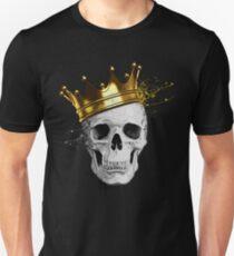 Royal Skull Unisex T-Shirt