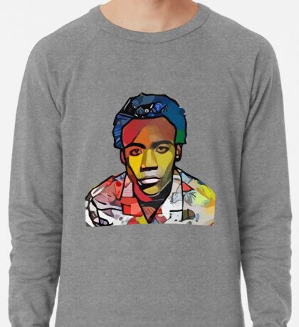 Abstract Because The Internet Lightweight Sweatshirt