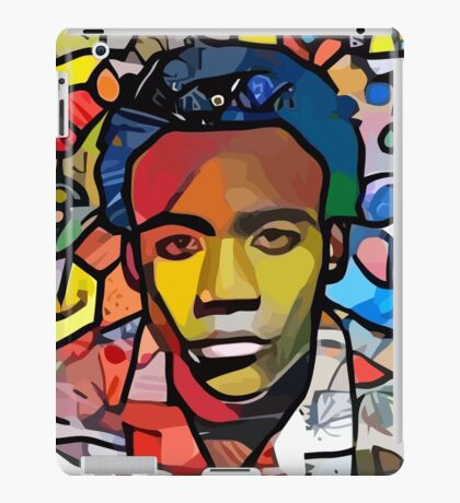 Abstract Because The Internet iPad Case/Skin