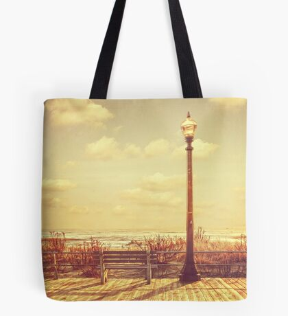 Jersey Shore Morning Tote Bag