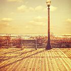 Jersey Shore Morning by Debra Fedchin