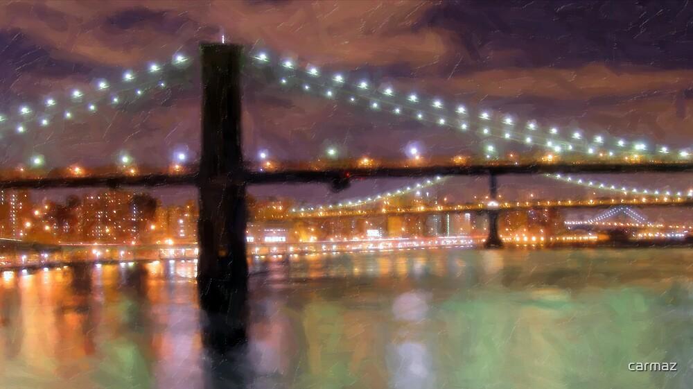 NYC at Night by carmaz