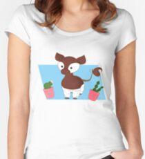 Okapi Women's Fitted Scoop T-Shirt