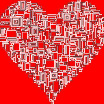 Heart Shaped Boxes by RunStopRestore