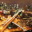 NYC at Night 2 by carmaz