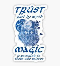 Myth and Magic Sticker