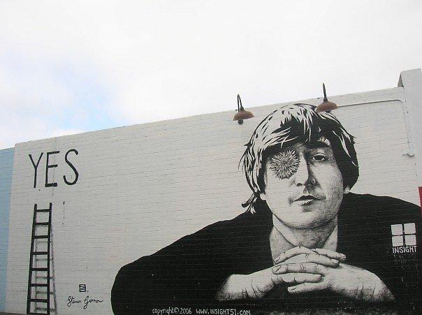 Yes John by Natania Rogers