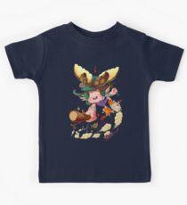 Yoshiki & Capitan leap Kids Clothes