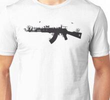 Ak47 Love & Peace Unisex T-Shirt