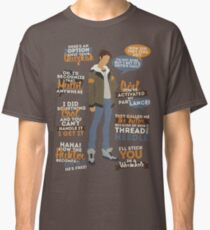 Lance Quotes Classic T-Shirt
