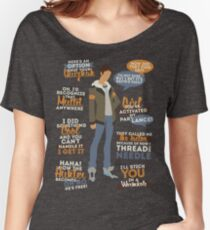 Lance Quotes Women's Relaxed Fit T-Shirt