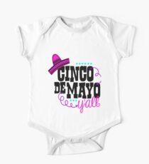Cinco De Mayo Ya'll Kids Clothes