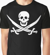 A Pirate's Life - Calico Jack Graphic T-Shirt