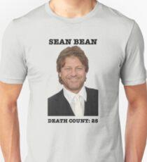 Poor poor Sean bean. R.I.P x25 T-Shirt
