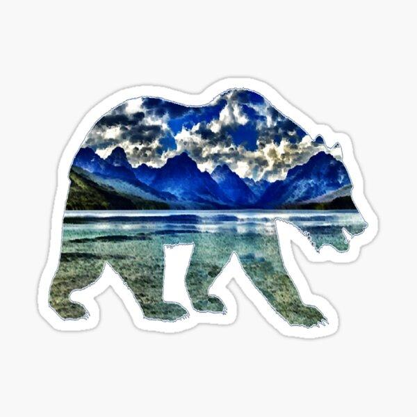 Blue Heaven Sticker
