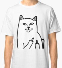 F*ckU Cat - Lord Nermal Classic T-Shirt