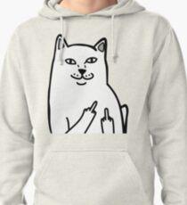 F*ckU Cat - Lord Nermal Pullover Hoodie