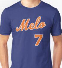Melo Mets Script 2 T-Shirt