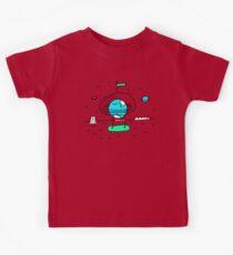 Surreal Planet - Mr Beaker Kids Tee