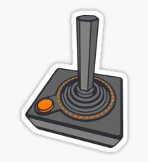 Atari Joystick Sticker Sticker
