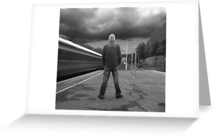 THE TRAVELLER by Redtempa