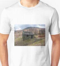 Ashness Bridge Shelter Unisex T-Shirt