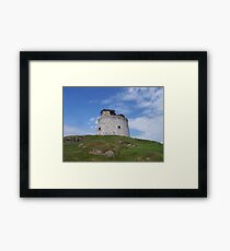 Carleton Martello Tower Framed Print