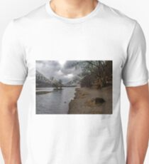 Brothers Water Shoreline Unisex T-Shirt