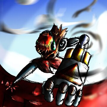 Robotoman Engage! by ojharper
