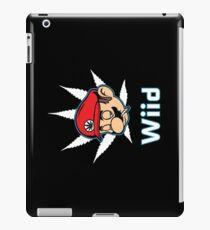Mario - Wiid iPad Case/Skin