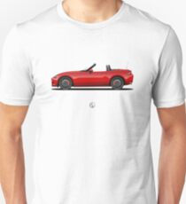 Miata 2016 - Vector Unisex T-Shirt