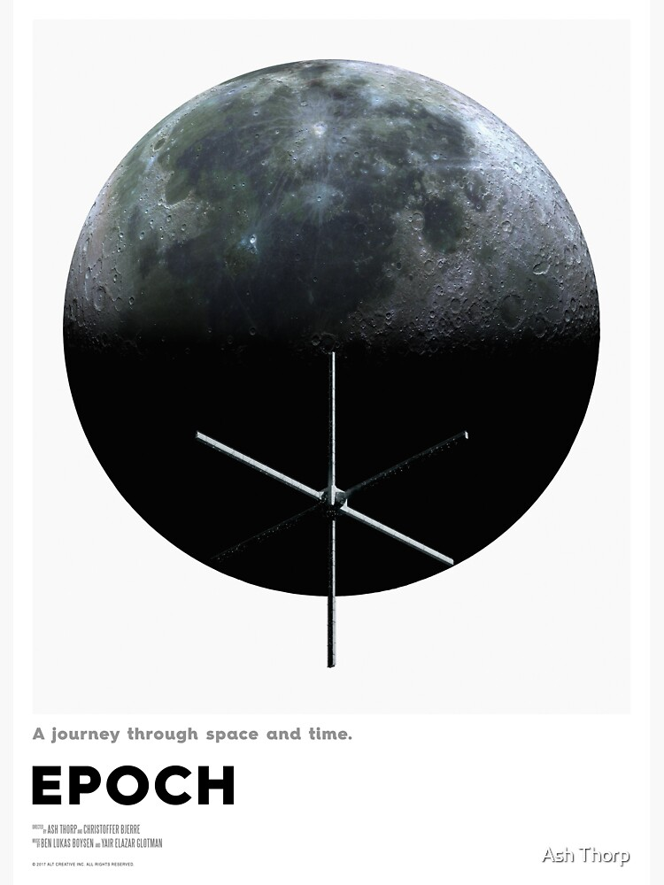EPOCH - Our Moon by ashthorp