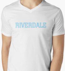 Riverdale Logo Men's V-Neck T-Shirt