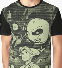 Majora's Mask (Game Boy Edition) Graphic T-Shirt