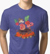 Happy meal Tri-blend T-Shirt