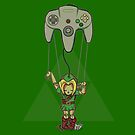 Link puppet by Harantula
