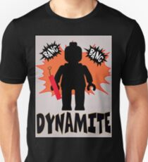 Dynamite Minifigure T-Shirt