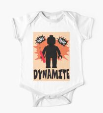 Dynamite Minifigure One Piece - Short Sleeve